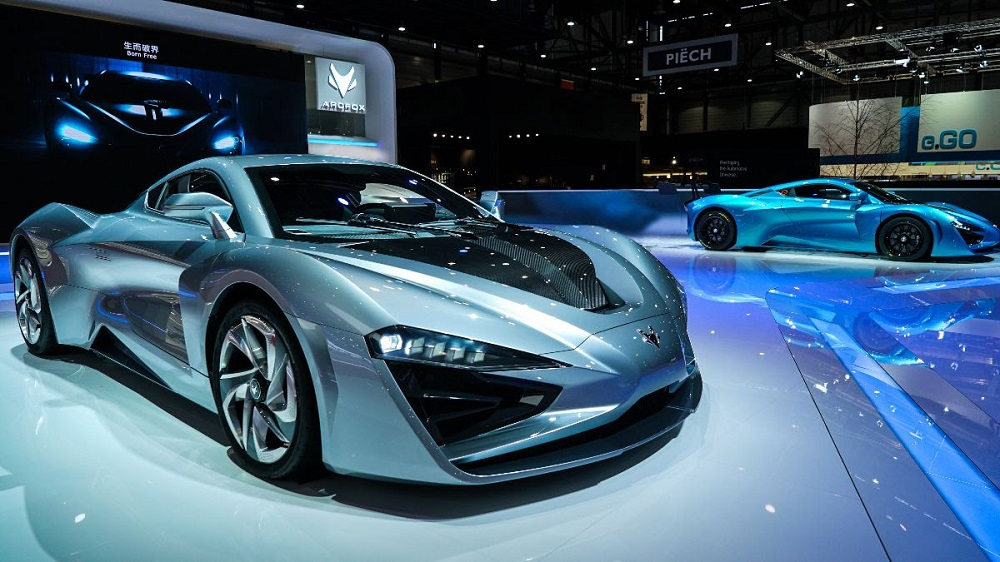 QEV TECHNOLOGIES IS DRIVING FORCE BEHIND TRIO OF ALL-ELECTRIC HYPERCARS MAKING WORLD DEBUT AT GENEVA, QEV