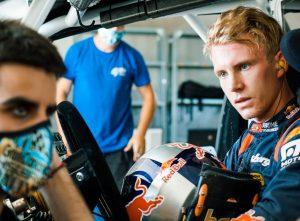 Q&A: FIA RX2e CHAMPIONSHIP TEST-DRIVER AND AMBASSADOR, OLIVER ERIKSSON, QEV