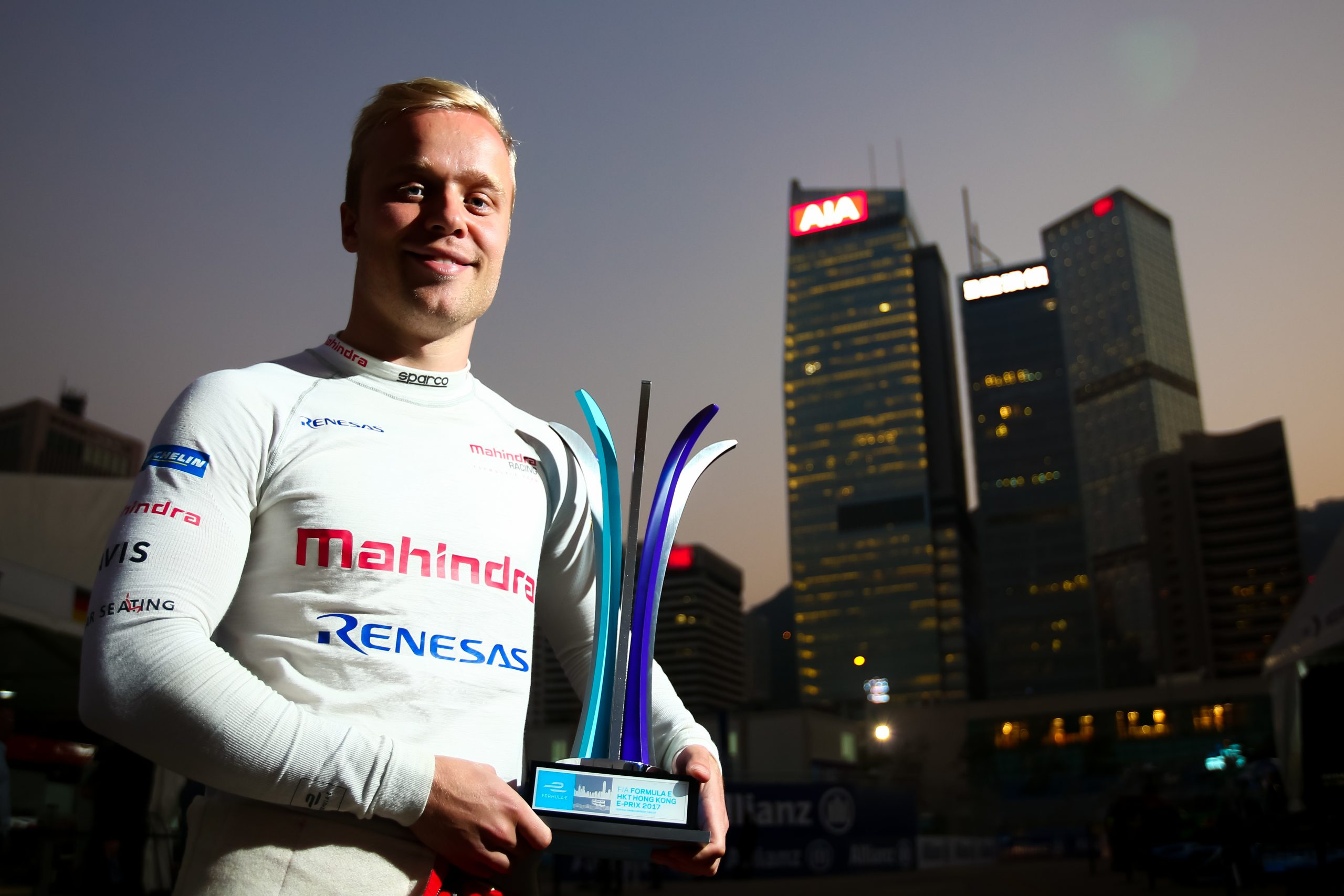 Rosenqvist: Rallycross is tailor-made for electric technology – and QEV are masters of it, QEV