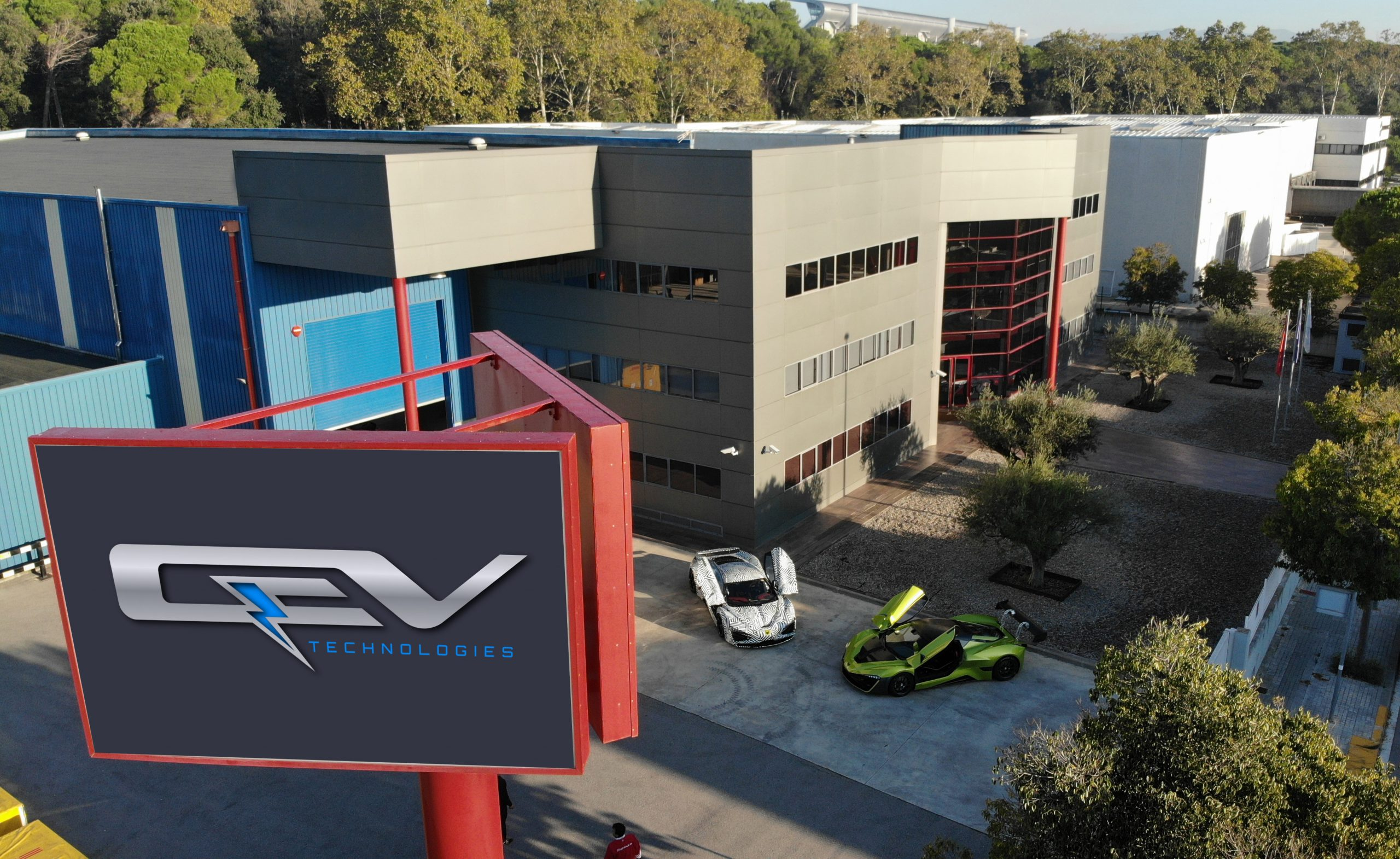 走进跨界拉力电动变革的幕后团队QEV Technologies, QEV