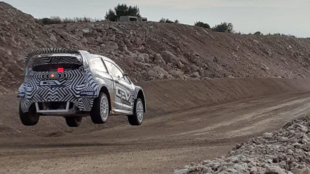 'CONFIDENCE-INSPIRING' RX2e CAR WILL GENERATE GREAT RACING, SAYS WORLD RX WINNER, QEV