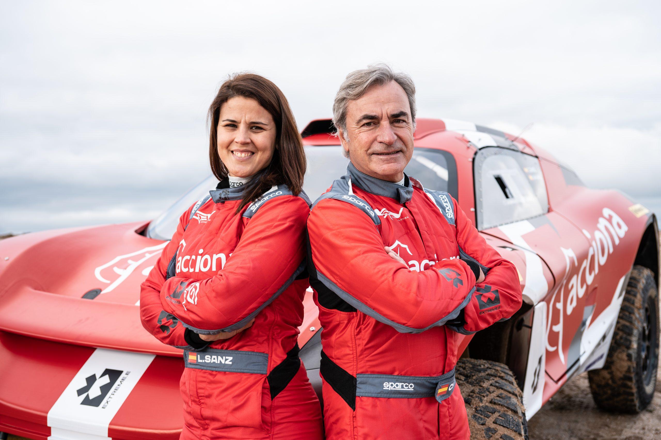 ACCIONA,卡洛斯·塞恩斯和 QEV TECHNOLOGIES组队加盟全新环保SUV越野赛EXTREME E, QEV