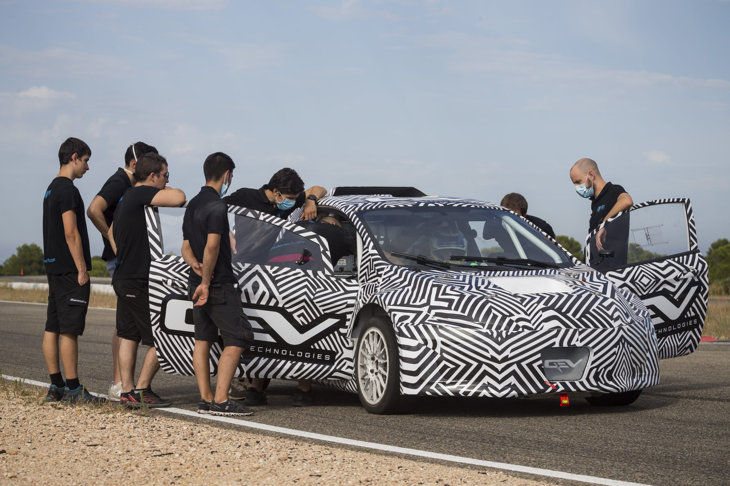 QEV TECHNOLOGIES: GETTING TO KNOW THE EXPERTS DRIVING RALLYCROSS' ELECTRIC REVOLUTION, QEV