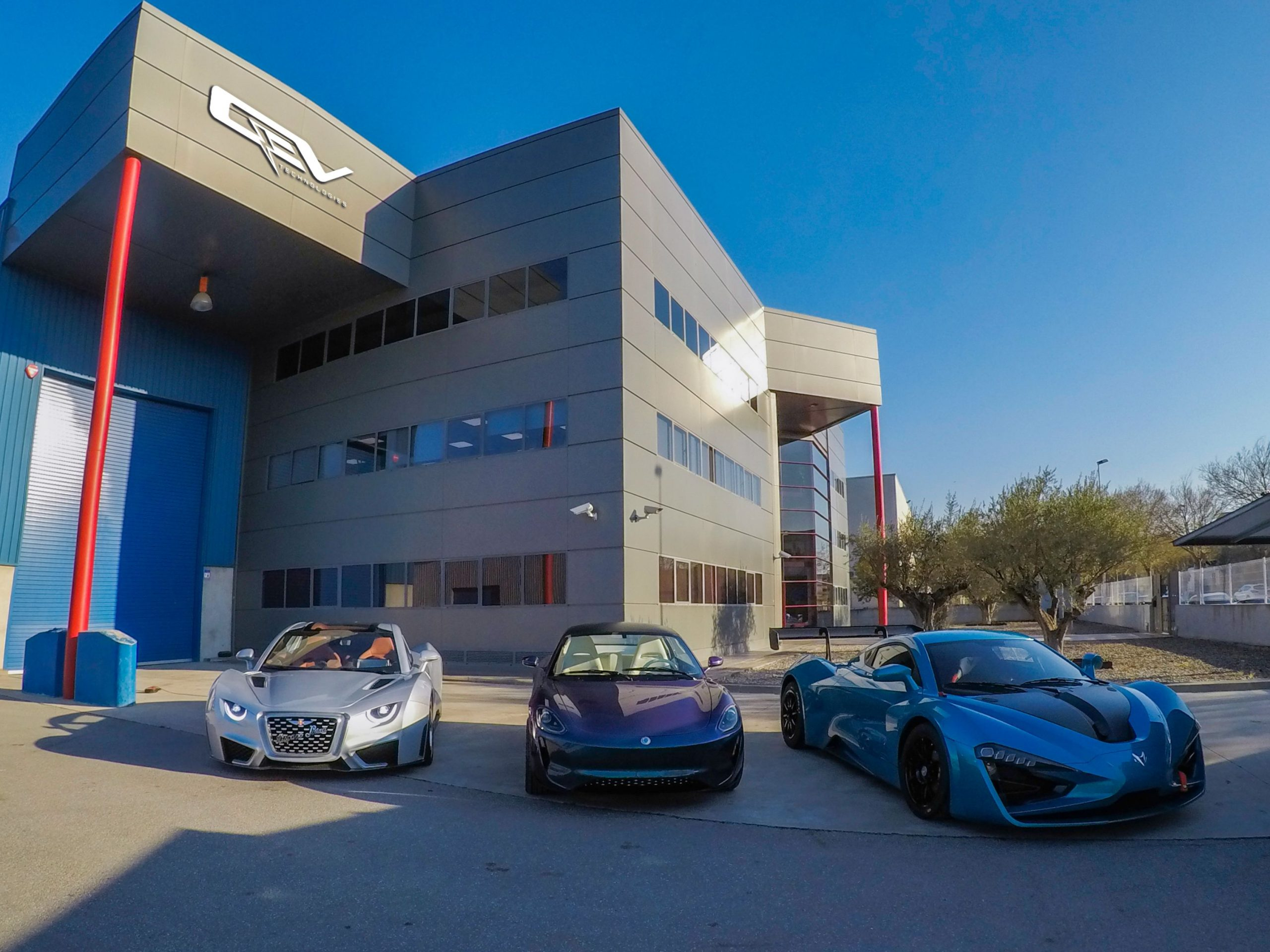 QEV TECHNOLOGIES APPOINTED TO HEAD THE CONSORTIUM OF THE NEW DECARBONISATION HUB OF BARCELONA (D-HUB) IN THE AIM OF REINDUSTRIALISING THE NISSAN PLANT IN BARCELONA, QEV