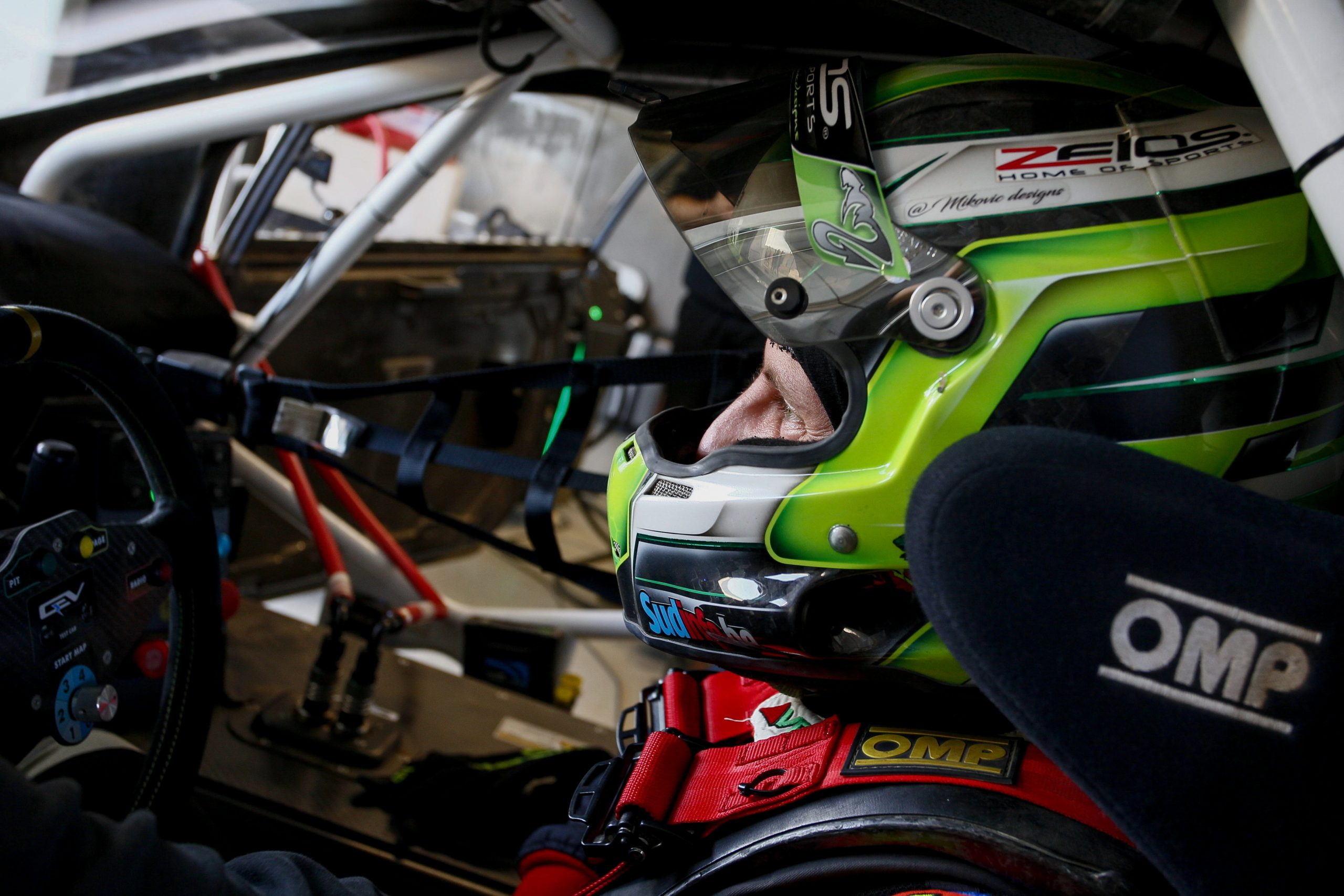 Ex-World RX star De Ridder signs up to RX2e in bid to become first FIA electric rallycross champion, QEV