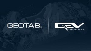 QEV TECHNOLOGIES HELPS BOOST THE TRANSITION TO ELECTROMOBILITY WITH GEOTAB, QEV