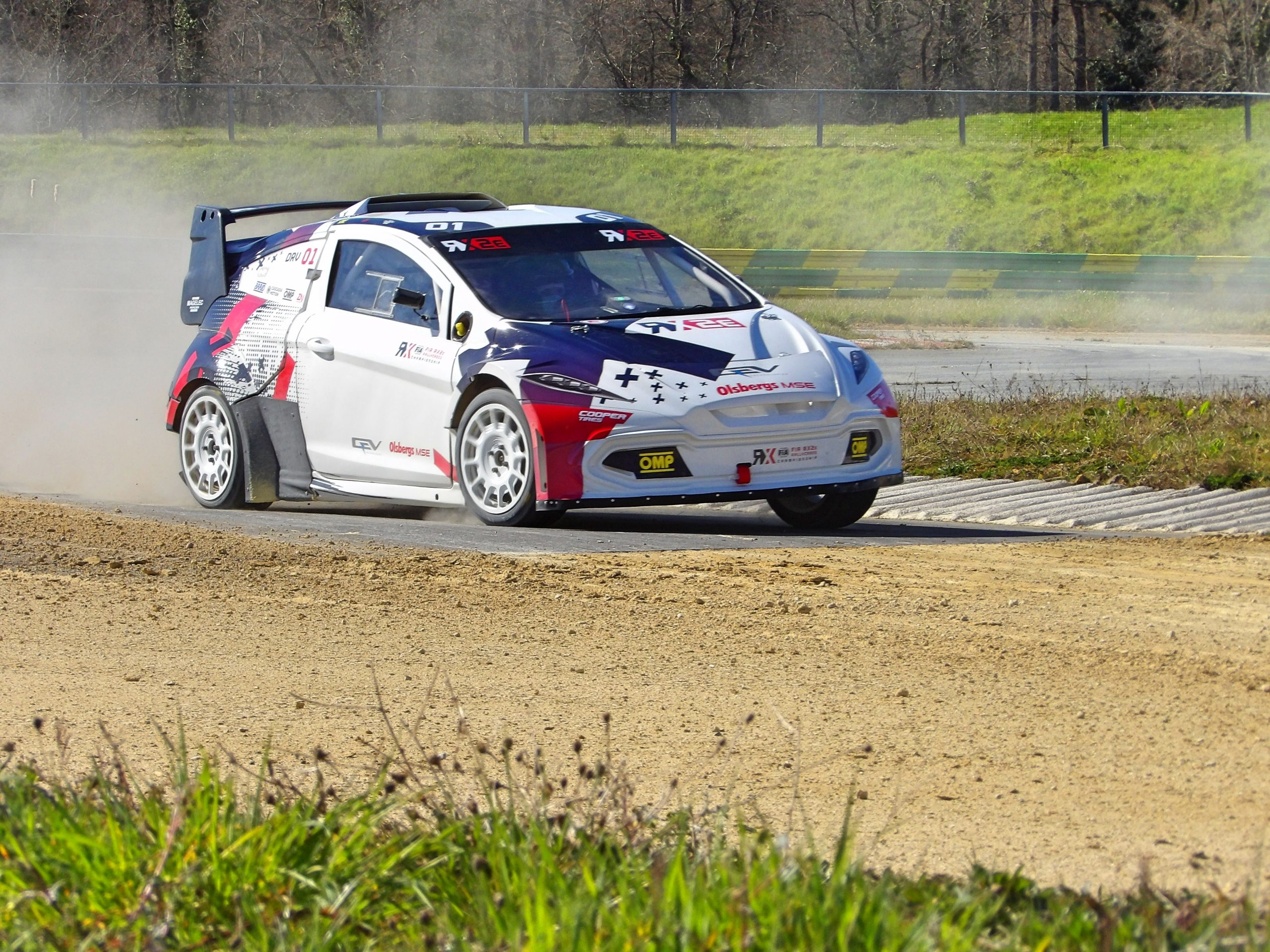 Star-studded line-up to contest FIA RX2e demo races at Höljes as Superteam Challenge showcases electric potential, QEV