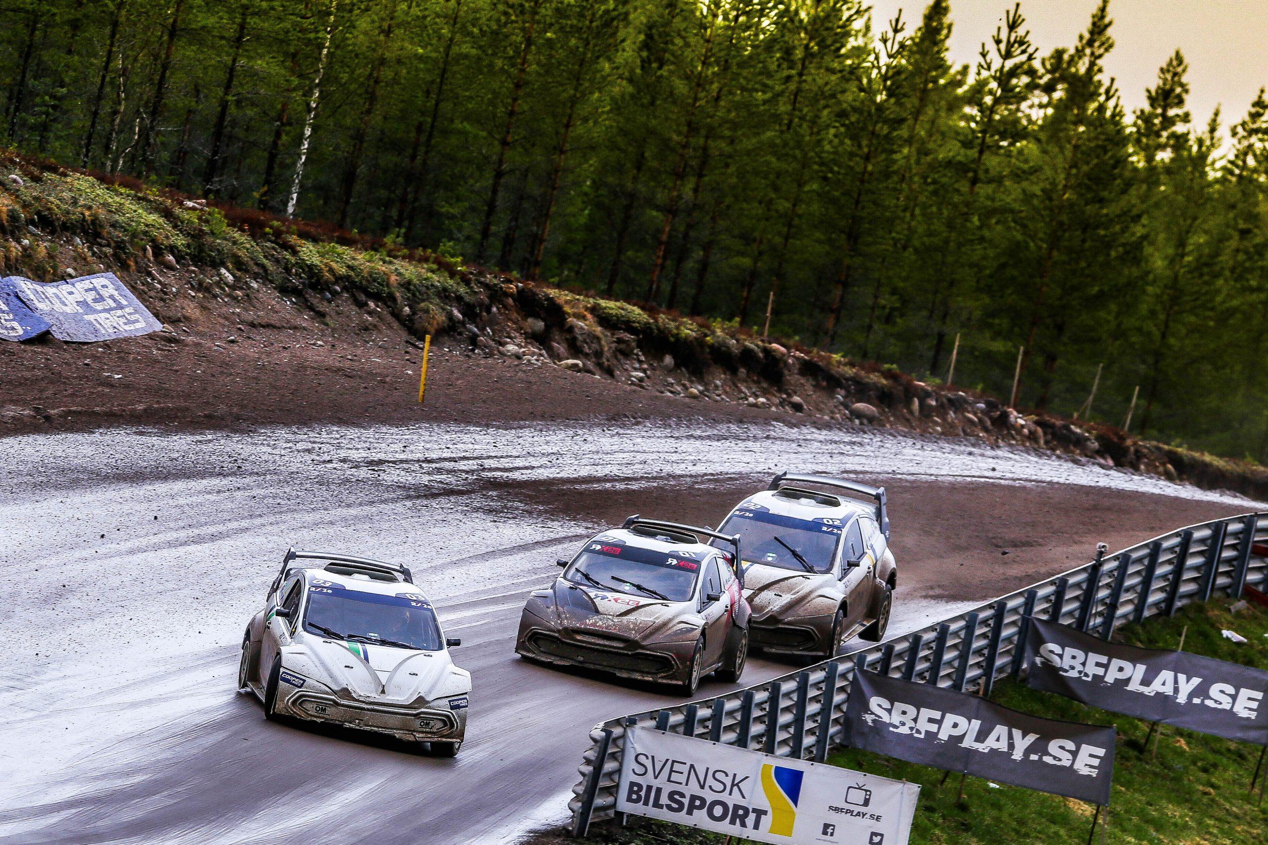 FIA RX2e Championship car impresses rallycross elite as Superteam Challenge at Höljes demonstrates electric potential, QEV