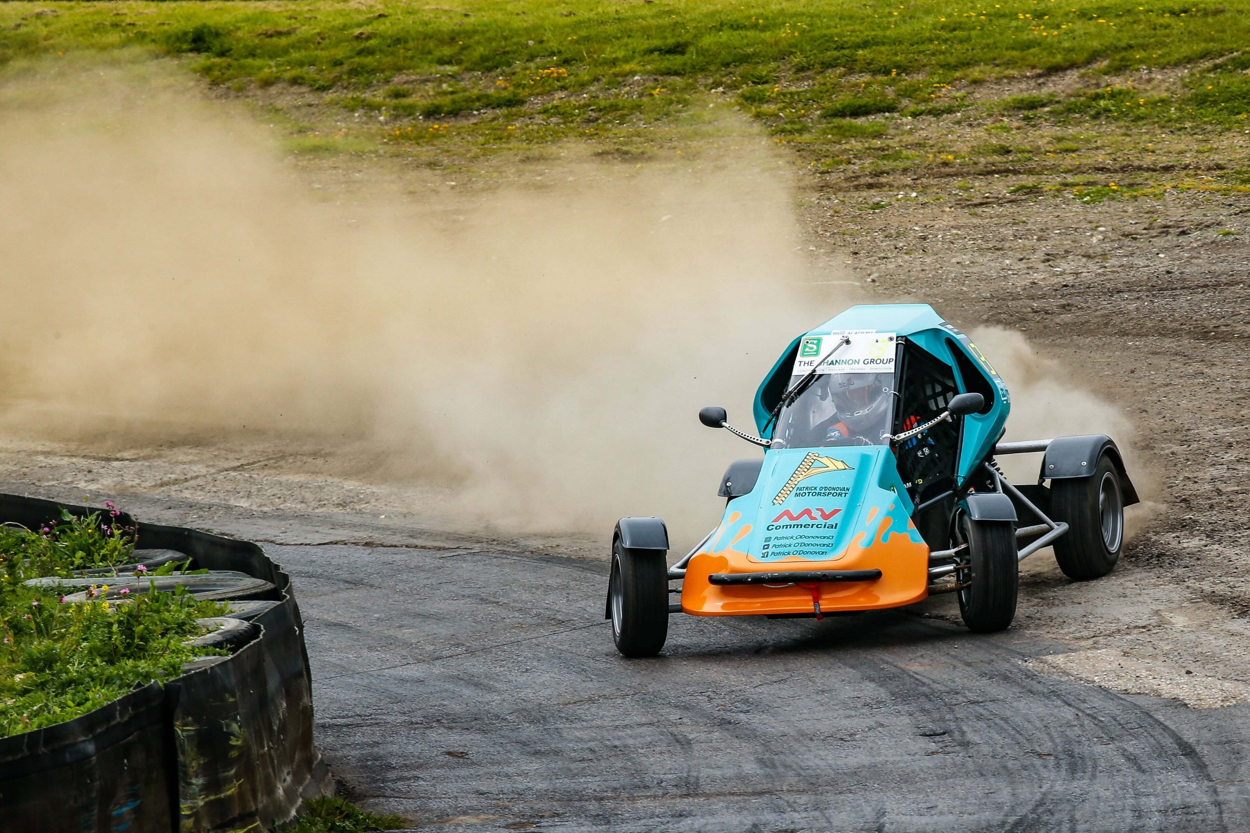 O'Donovan turns dream into reality with FIA RX2e entry as rallycross starlet announced for Barcelona, QEV