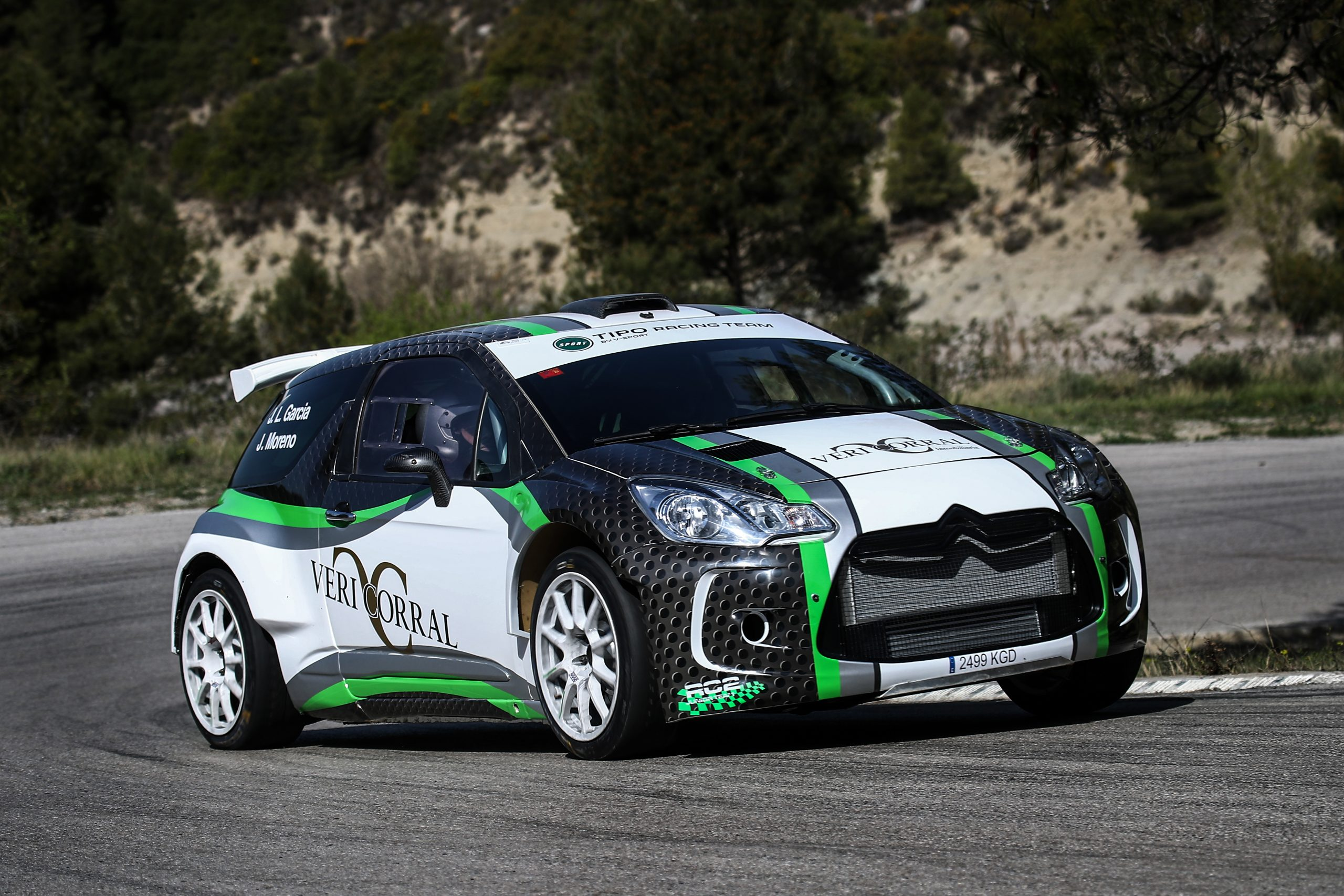 García delighted to be part of 'important moment in motorsport' as FIA RX2e gears up for debut campaign, QEV