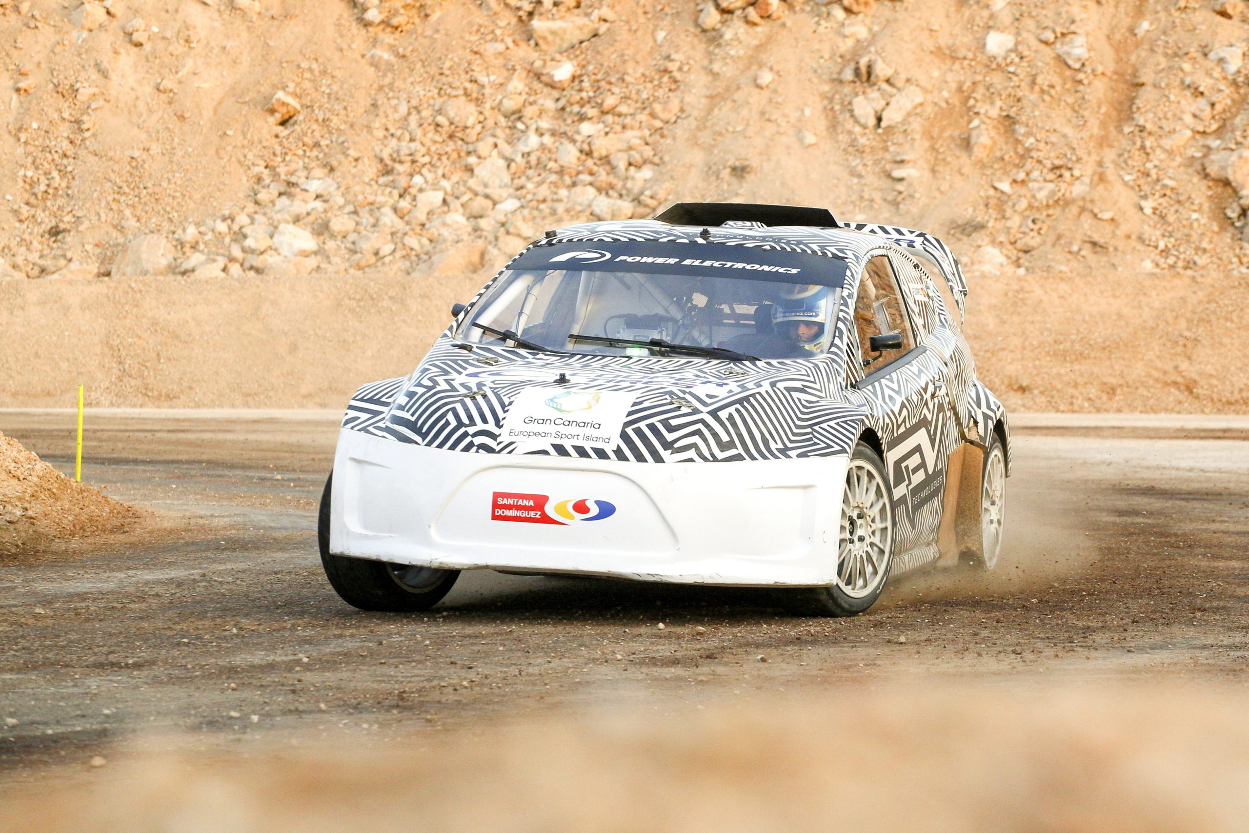 Suárez excited to start FIA RX2e adventure on home soil with Spaniard all set for Catalunya contest, QEV