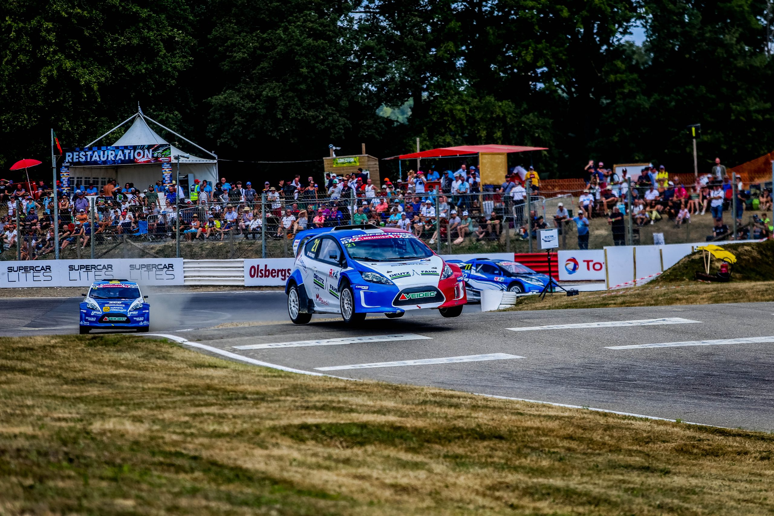 Meunier joins burgeoning FIA RX2e field as French prodigy prepares for Spanish season-opener, QEV