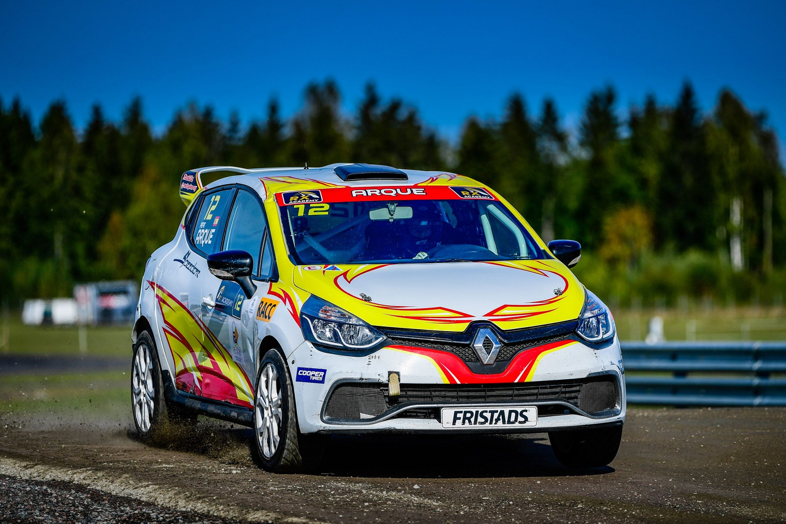 Arqué the latest arrival on FIA RX2e grid as Crosscar ace signs up for inaugural all-electric event, QEV