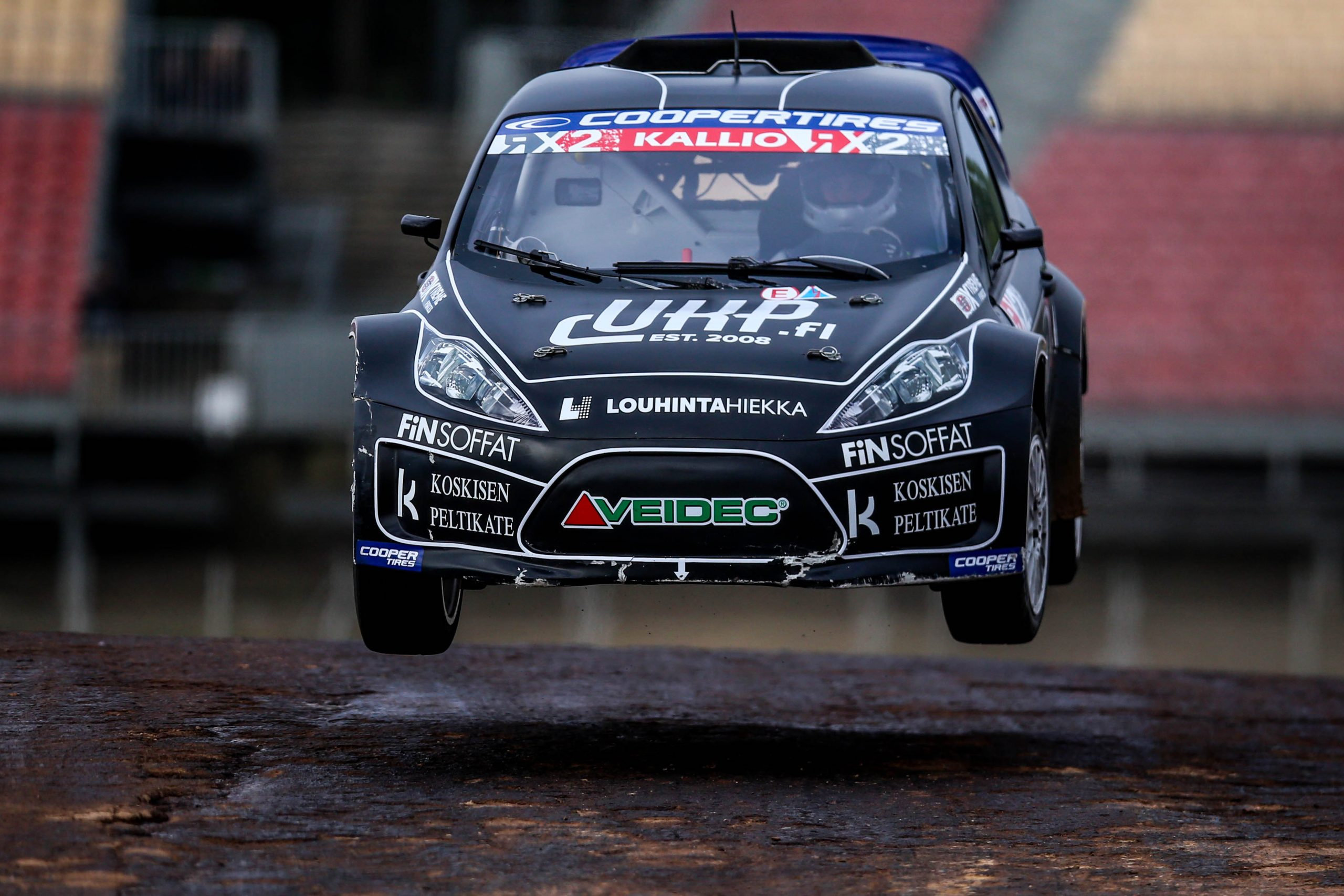 Kallio promises flat-out performances as flying Finn latest rising star added to FIA RX2e grid in Barcelona, QEV